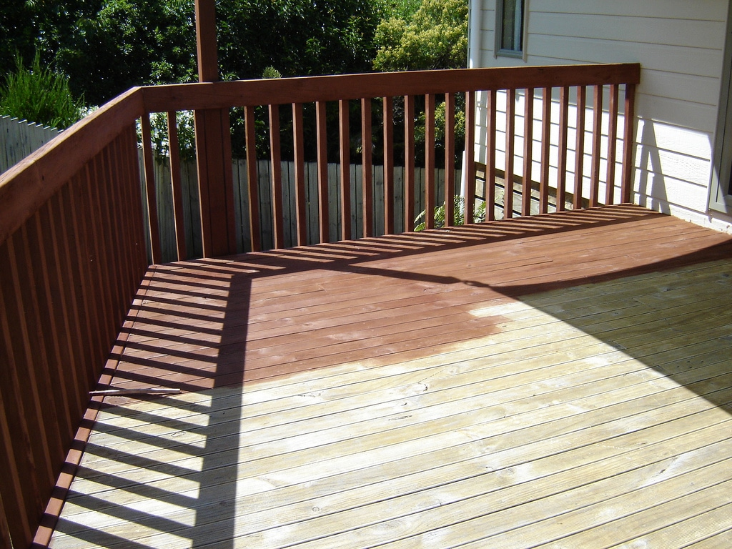 4 Reasons To Build Your Deck With Southern Yellow Pine
