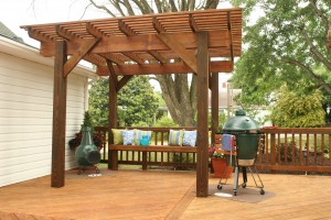4 Steps to Maintain Your Deck from Wood. It's Real.