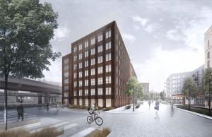 t3 wood building