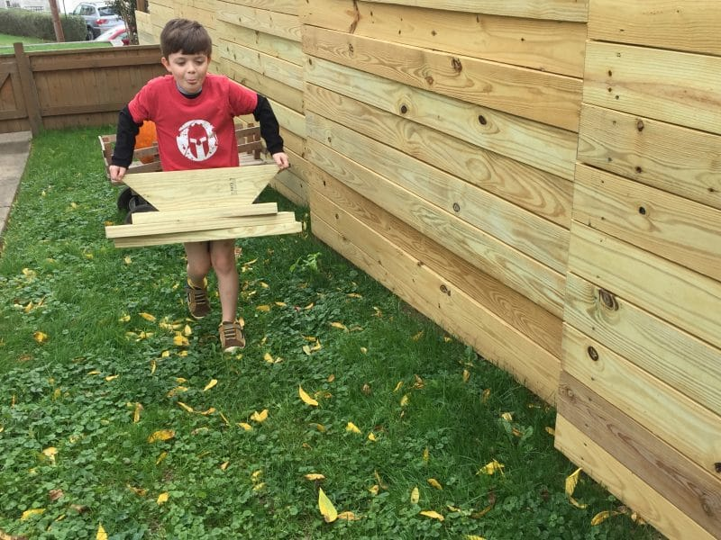 Diy Obstacle Course Race With Syp Wood It S Real