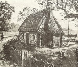 By Hudson - Photo courtesy National Park Service. Research by A. Lawrence Kocher.A Small Jamestown House Built About 1630, CC BY-SA 3.0, https://commons.wikimedia.org/w/index.php?curid=30267153