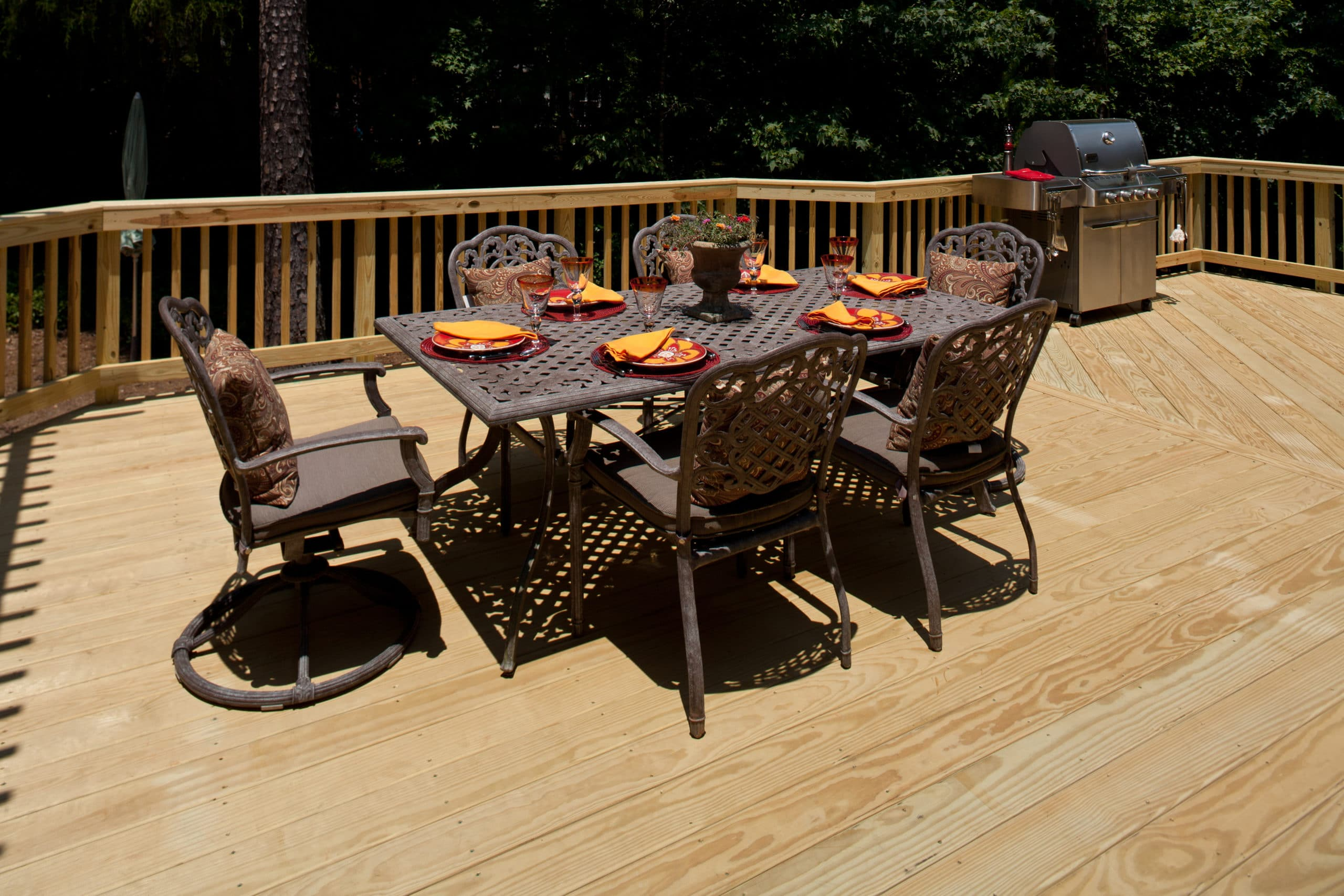 The Perks of Pressure Treated SYP for Outdoor Use - Wood. It\'s Real ...