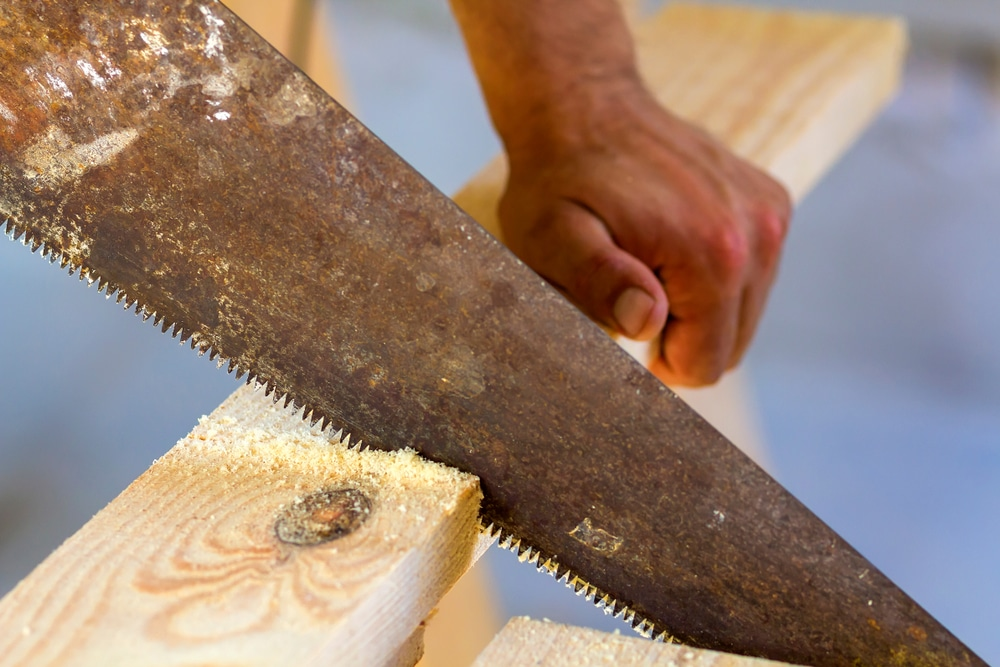 What type of saws to use on Southern Yellow Pine from Wood. It's Real.