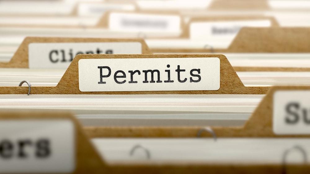 deck permit